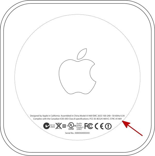 Apple TVをパソコンに接続